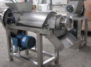 Automatic-Garlic-Juicer-Screw-Extractor-Machine