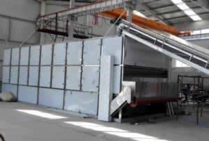 Full Automatic Multi-Layer Garlic Dryer Machine