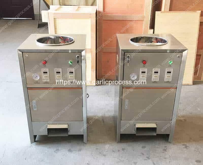 Pneumatic-30kgh-Garlic-Clove-Peeling-Machine