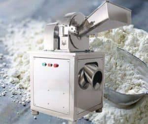 Water-Cooling-Stainless-Steel-Garlic-Powder-Grinder-Machine