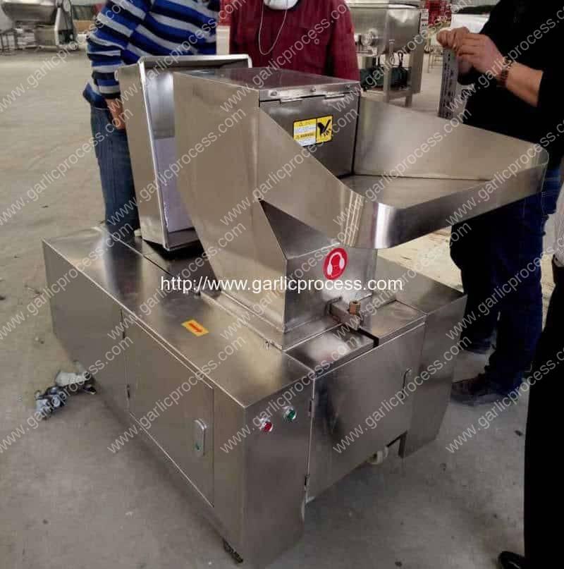 Automatic-Dehydrated-Garlic-Granule-Crushing-Making-Machine-for-Sale