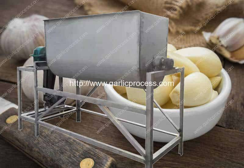Single-Drum-Water-Type-Garlic-Clove-Peeling-Machine-for-Sale