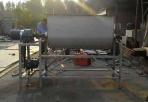 Water-Type-Single-Drum-Garlic-Peeling-Machine-for-Sale