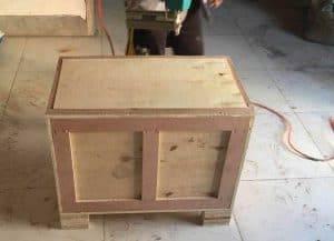 Solvania-Garlic-Root-Stem-Cutting-Machine-Plywood-Package