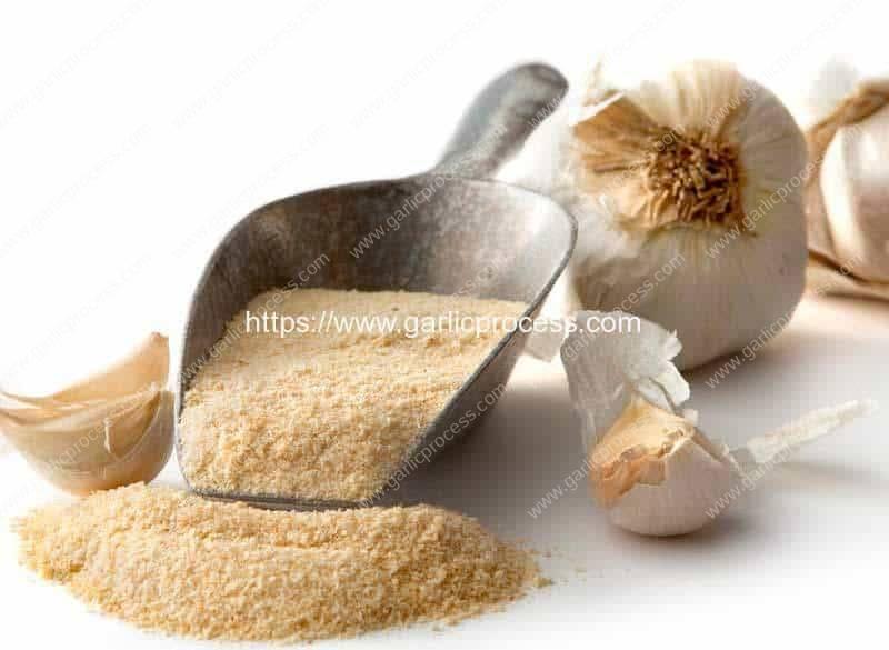 Full-Automatic-Garlic-Powder-Production-Line-with-Pneumatic-Type-Garlic-Peeling-Machine