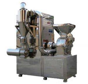 Continuous Integrated Garlic Powder Grinder Machine