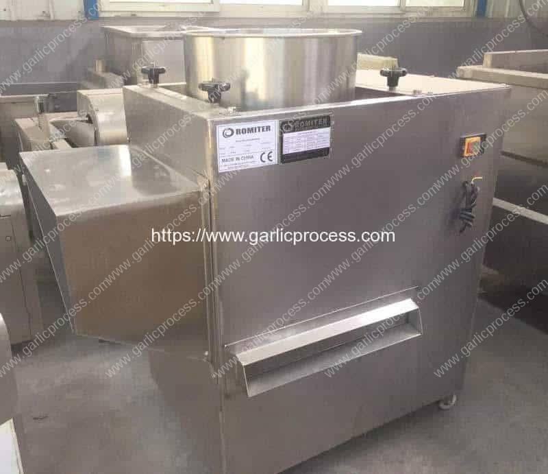 Automatic-Garlic-Breaking-Machine-for-Slovakia-Customer