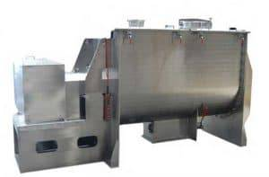Automatic-Garlic-Powder-Ribbon-Mixing-Blending-Machine