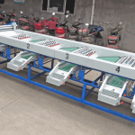 Automatic Garlic Size Sorting Machine for Ukraine Customer