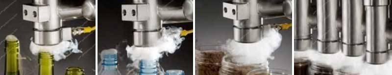 Automatic-Bottle-Liquid-Nitrogen-Injection-Machine
