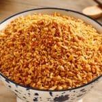 Semi-Automatic Fried Garlic Granule Production Line