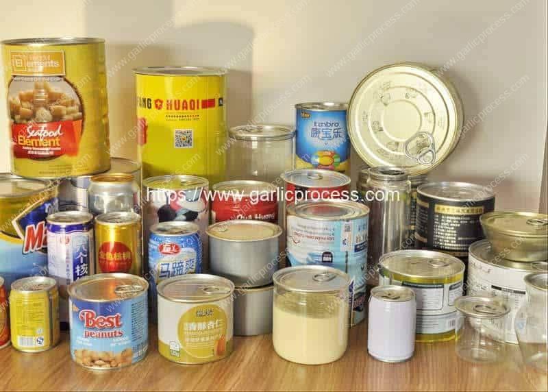 Automatic-Garlic-Clove-PET-Contanier-Filling-Packing-Machine