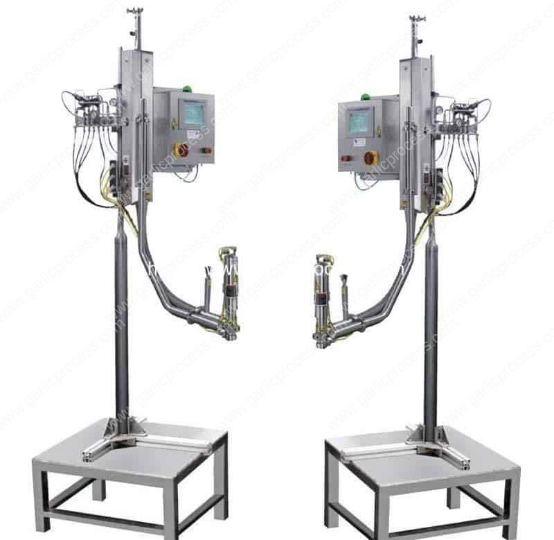 Automatic-Garlic-Clove-PET-Jar-Nitrogen-Injection-Machine