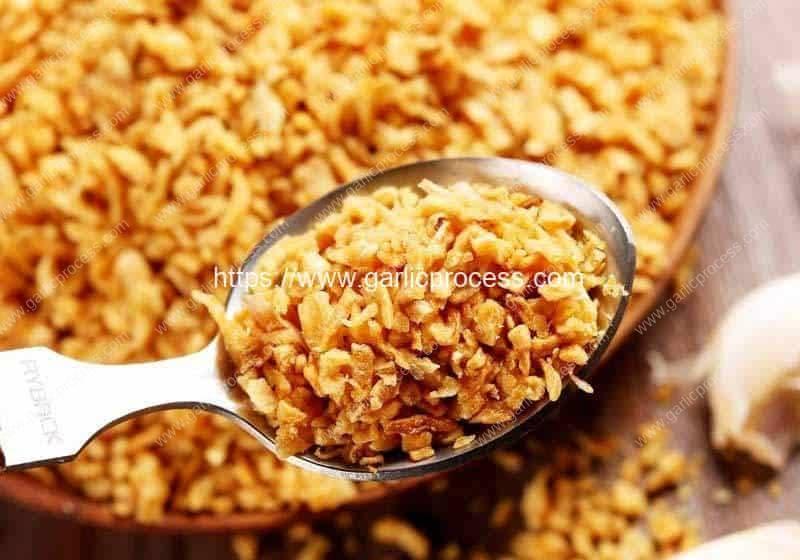 Crispy-Fried-Garlic-Granule-Production-Line